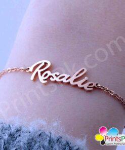 Personalize Name Bracelet