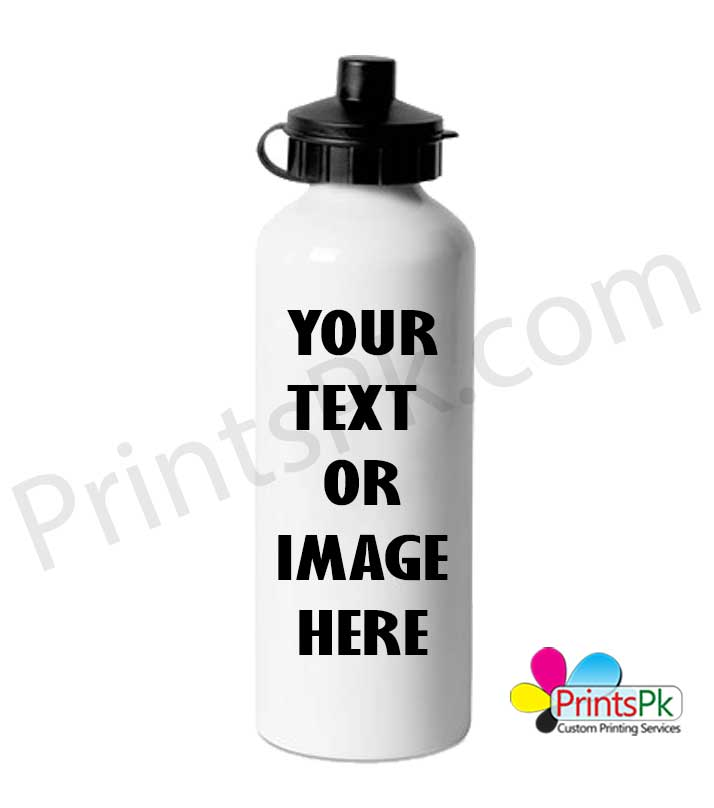 Custom Water Bottle Printing Create