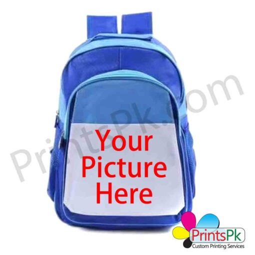 Picture School Bag