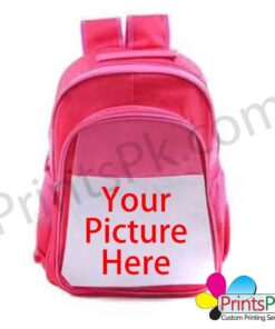Customized Printed School Bag