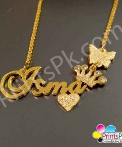 Isma Name Necklace