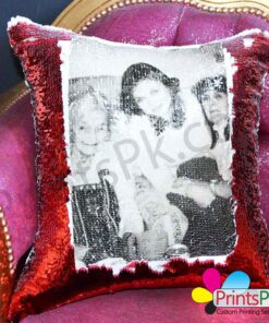 Magic Pillow with Photo