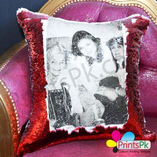 Magic Pillow with Photo