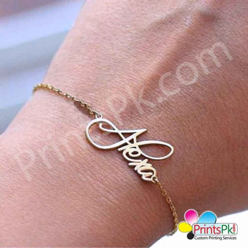 Customized Name Bracelet,