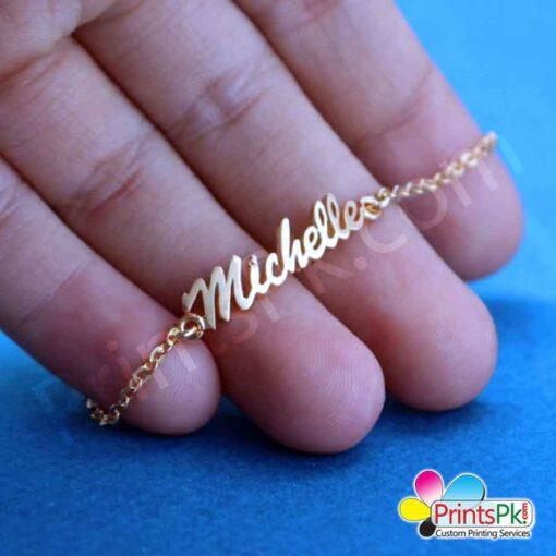Custom Name Bracelet,