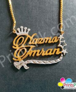 Nazma Imran Locket