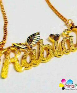 Rabia Name Locket