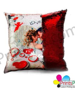 Red Magic Cushion