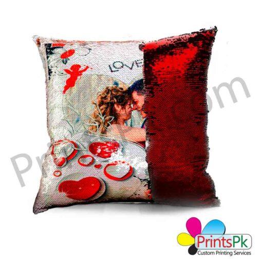Red Magic Cushion
