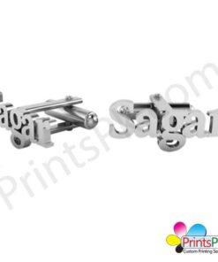 Sagar Name Cufflinks