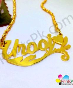 Urooj Name Necklace
