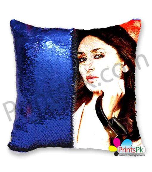 Magic Cushion Blue