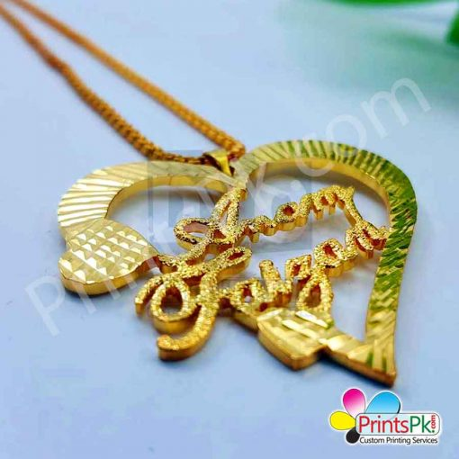 love Locket with name