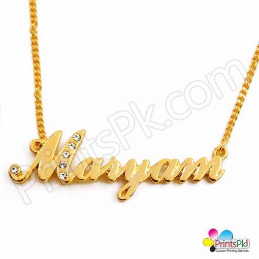 mariyam name locket, Maryam Necklace,