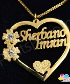 Name Locket, Sherbano, Imran,