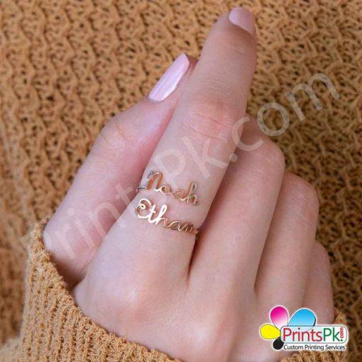 name-rings