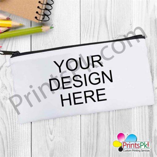 Custom Photo Pencil Pouch