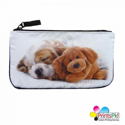 Customized Pencil Pouch printing