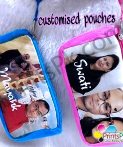 Customized Pouch printing