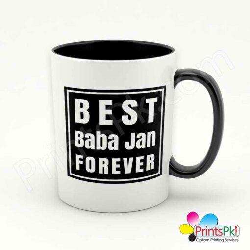 Best Baba Jan Forever Mug