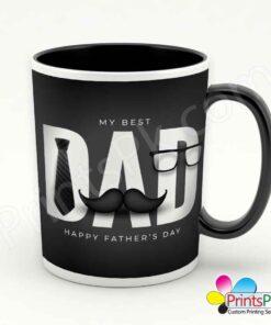 My Best Dad Mug