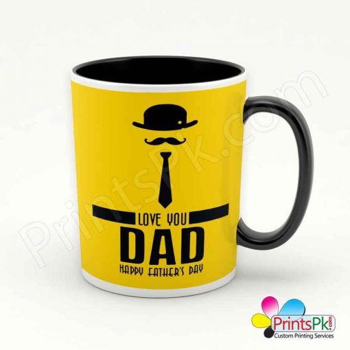 Love You Dad Mug
