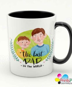 The Best Dad in The World Mug